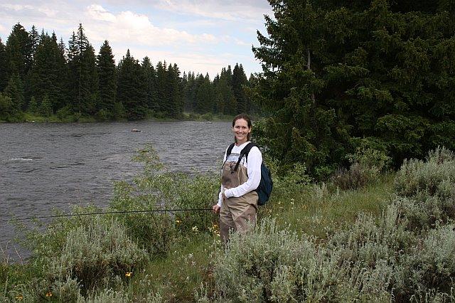 Margaret_fishing